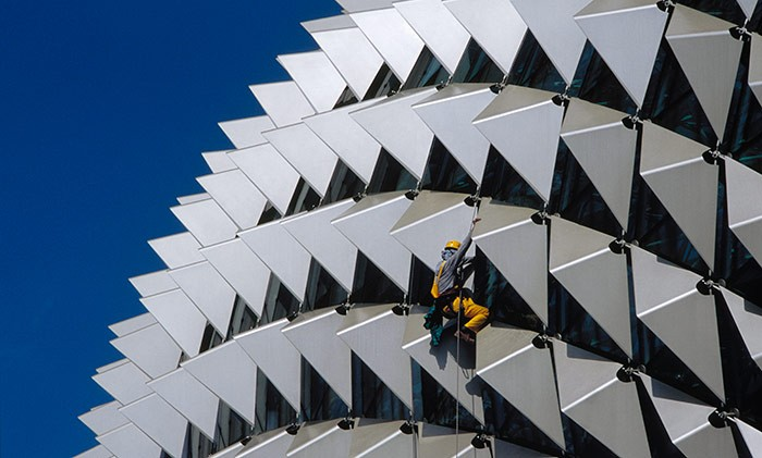 Singapore cleaning sector