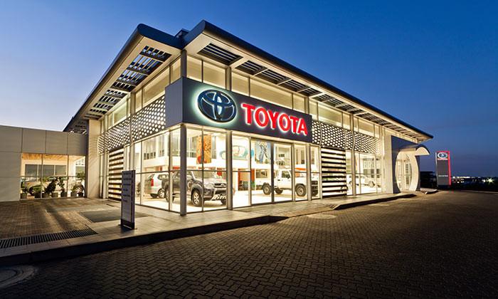 Inchcape, Borneo Moters, Toyota - job updates