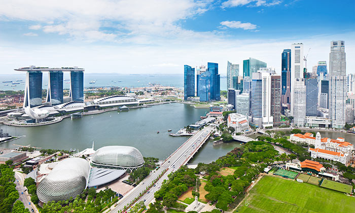 Singapore's working climate