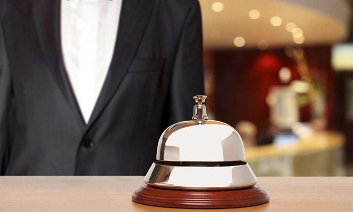hospitality industry - 123RF