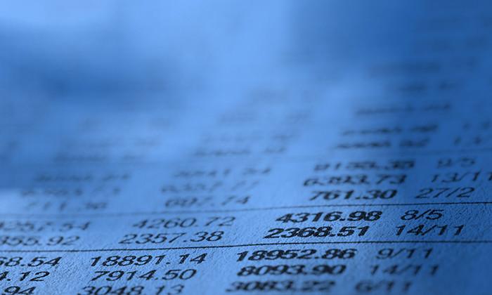 Company balance sheet, hr