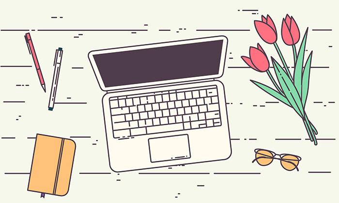 HR job moves - career development - starting at a new desk