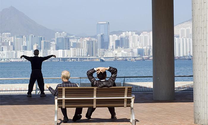Hong Kong pensioners, hr