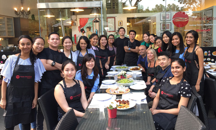 Team building with Palate Sensations