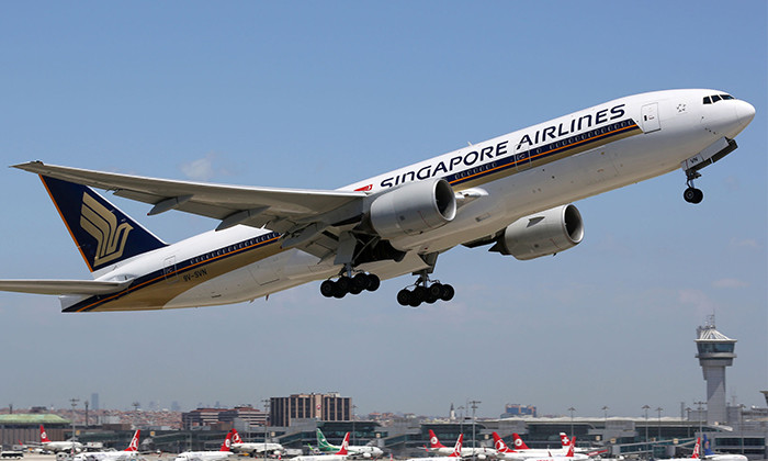 Singapore Airlines and cargo division