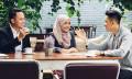 Staff during Ramadan
