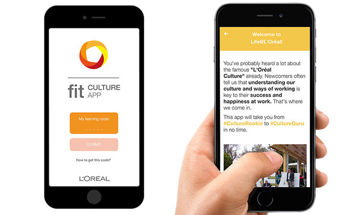 L'Oréal launches HR app to help new hires embrace company
