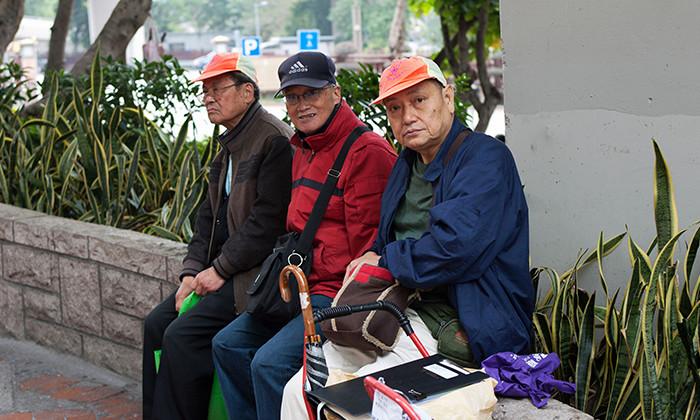 Hong Kong retirees, hr