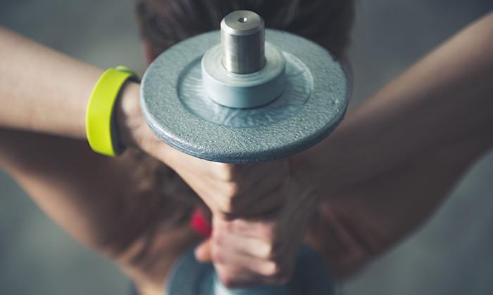 Gym workout, hr