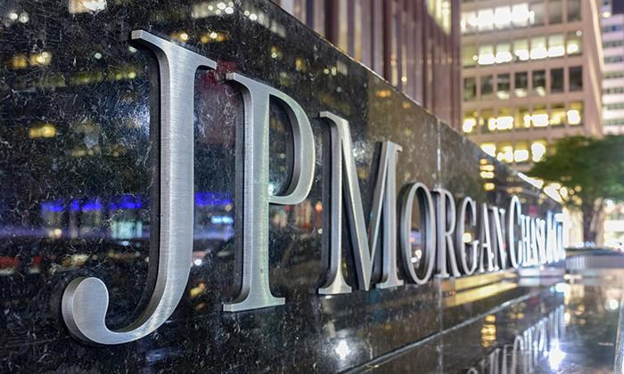 JPMorgan office building, hr