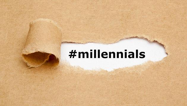 # Millennials - 123RF