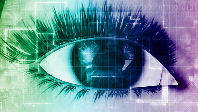 Facial and retina recognition