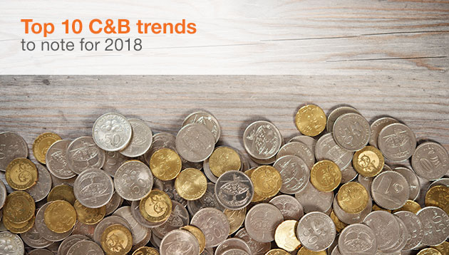 Top C&B trends to note for 2018
