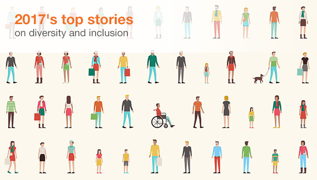 2017's top stories on diversity and inclusion | Human