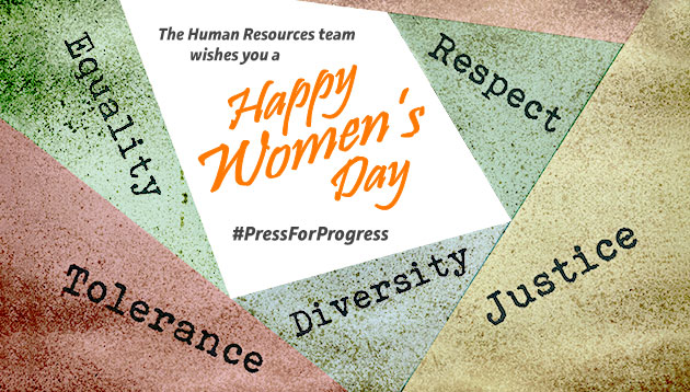 We Wish You A Happy Womens Day Human Resources Online