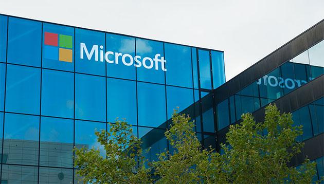 Microsoft - 123RF