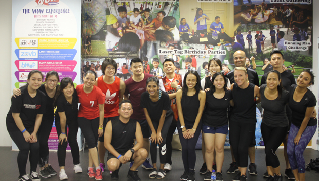 SG OneDteambuilding