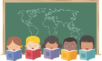international school children - iStock