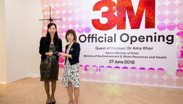 3M unveils various new facilities in Singapore | Human