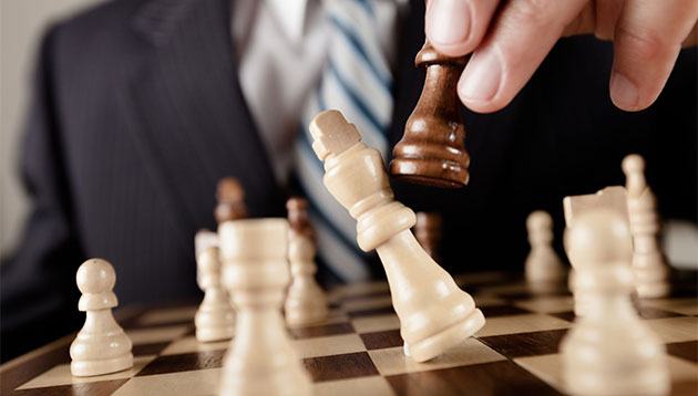 strategy concept chess-123RF