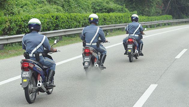 Malaysia police force