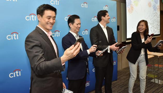 Citi PCP launch