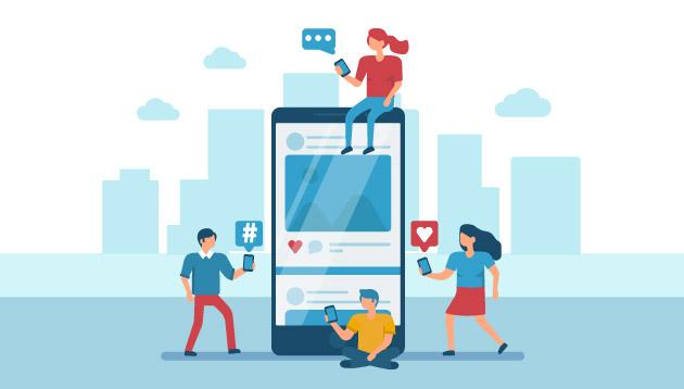 social media - iStock
