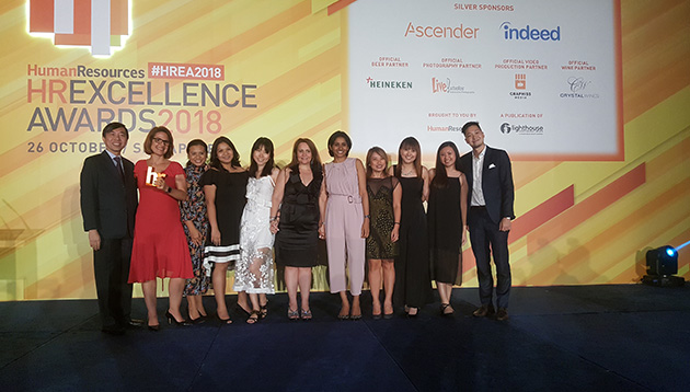Live: HR Excellence Awards 2018, Singapore | Human Resources