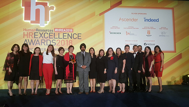 Live: HR Excellence Awards 2018, Singapore   Human Resources