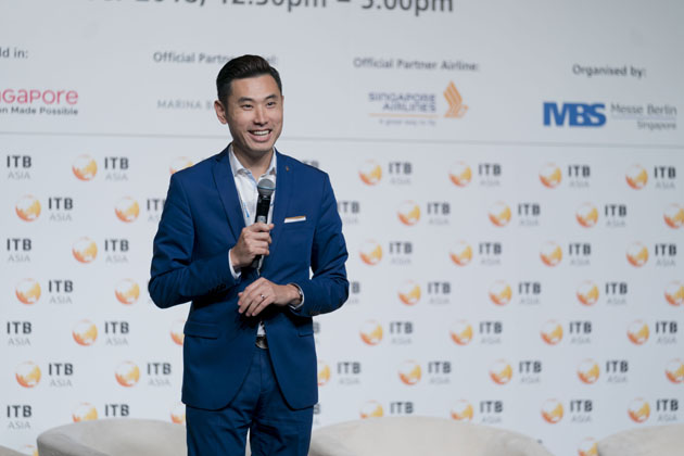 Stewart Fu, director of learning, The Ritz-Carlton, Millenia Singapore