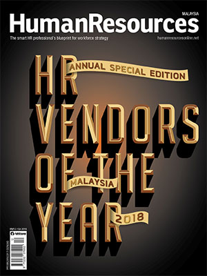 Human Resources magazine, Malaysia, Vendors of the Year 2018