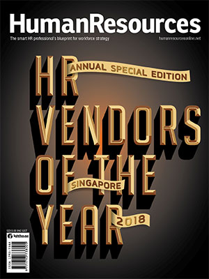 Human Resources magazine, Singapore, Vendors of the Year 2018