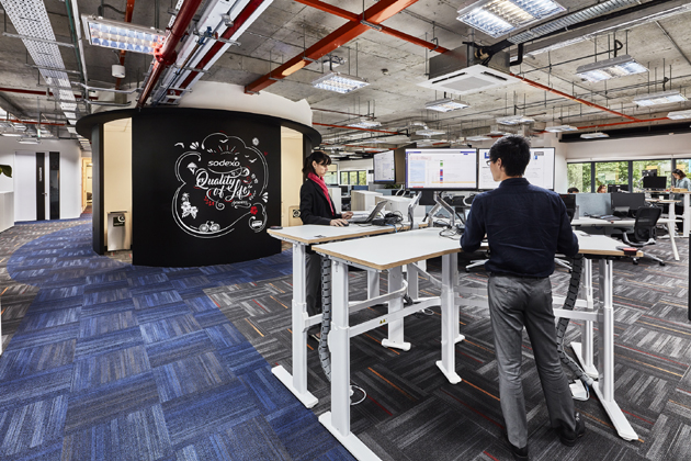 In photos: Take a tour of Sodexo's new APAC House | Human Resources