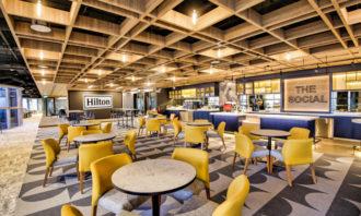 Hilton Social Space