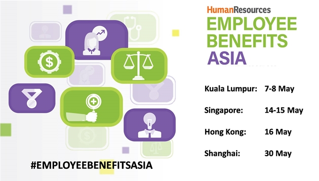 Asia's biggest employee benefits and total rewards forum ...  Asia's bigges...