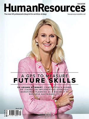Human Resources magazine, Singapore, March 2019