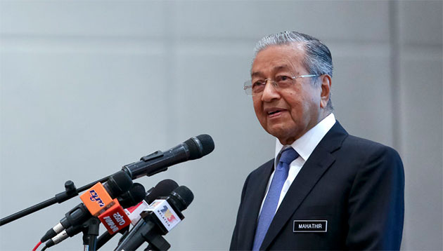 Priya-March-2019-Dr-Mahathir-keynote-address-123RF