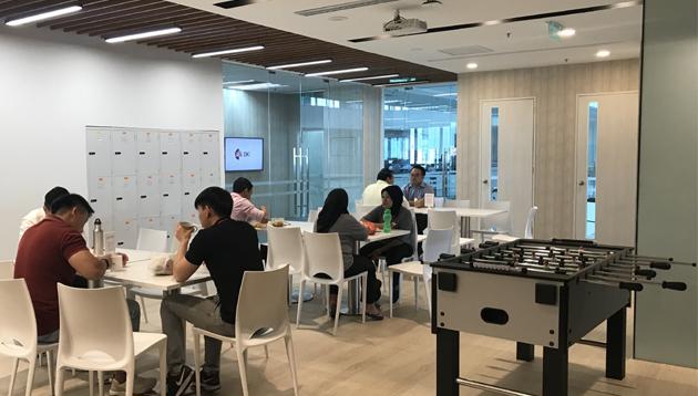 Photos] DKSH Malaysia's new centre leverages an open-atrium