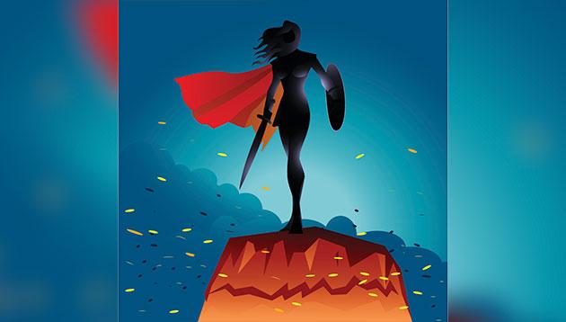 Fearless-woman-warrior-iStock