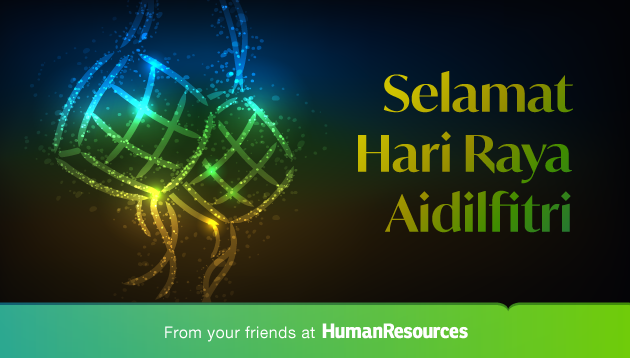 Our Warmest Wishes To You This Aidilfitri Human Resources Online