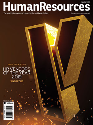 Human Resources magazine, Singapore, Vendors of the Year 2019