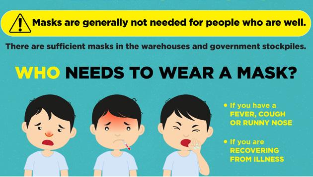 masks for wuhan virus
