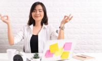 Priya-Apr-2020-meditating-employees-wfh-singapore-mental-health-123RF