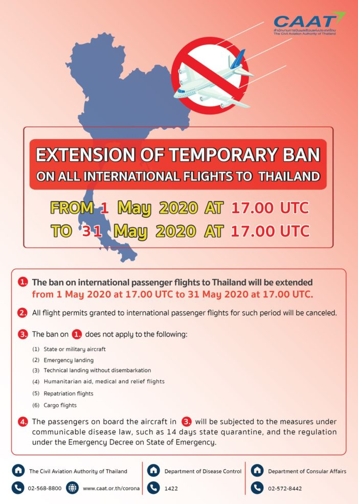CAAT Infographic travel ban