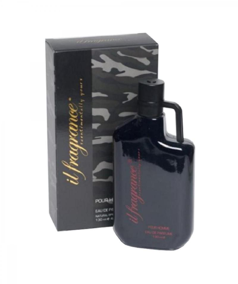 IL Black Pour Homme EDP 130ml