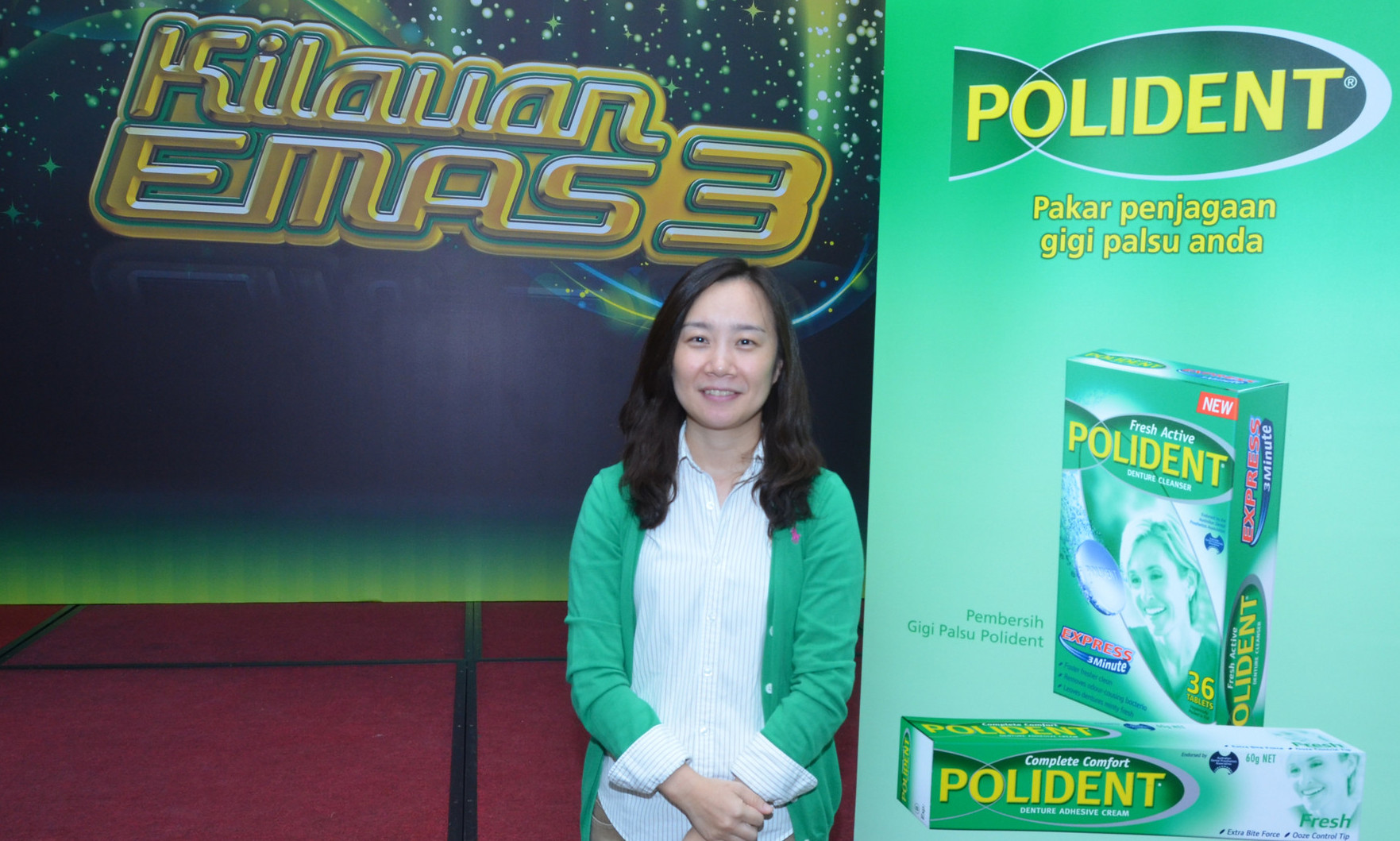 Polident Builds Confidence On Kilauan Emas Marketing Interactive