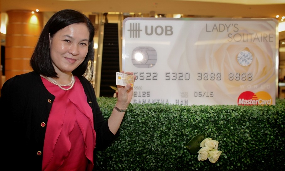 Uob Lures Successful Women With Solitaire Marketing Interactive