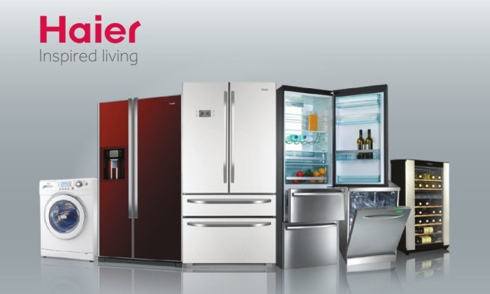 the marketing of haier in europe The aim of this thesis is to form a marketing analysis for haier group on the basis   the company is going to expand its market in northern european countries.