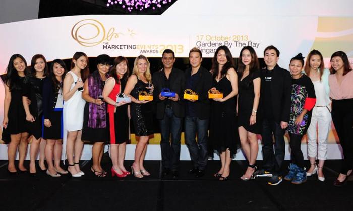 HP and Alpha 245 win big at Marketing Events Awards
