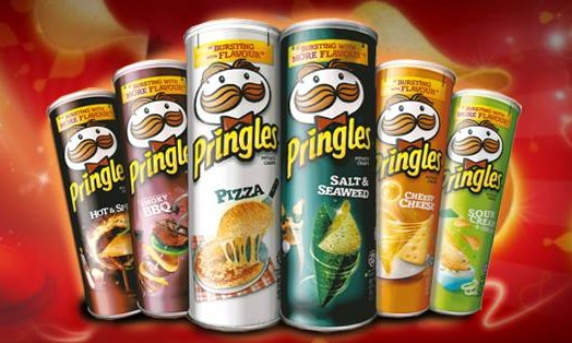 how did pringles get their name